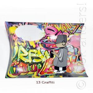 13 Kado doosje Graffiti