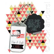 Hippe Shop Label