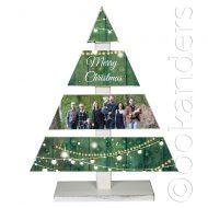 Foto kerstboom groen
