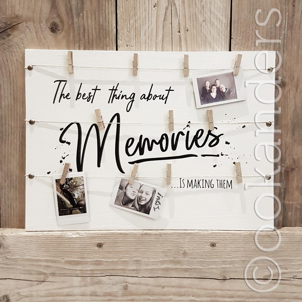 Memories display 4