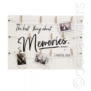 Memories display