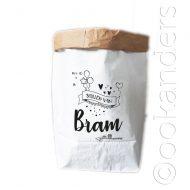 Paper Bigbag XL met Naam