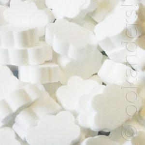 witte wolkjes