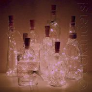 bottle lighs